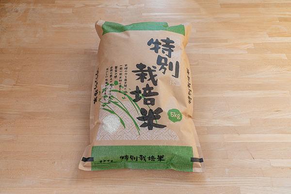 特別栽培米 5Kg