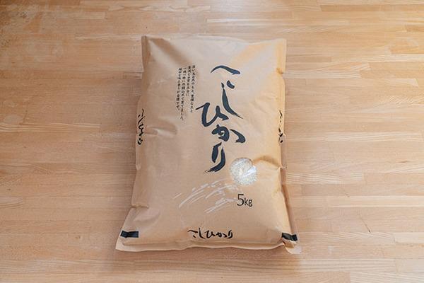 コシヒカリ 5Kgのサムネイル